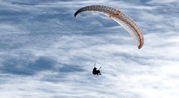 Paragliding in Grindelwald