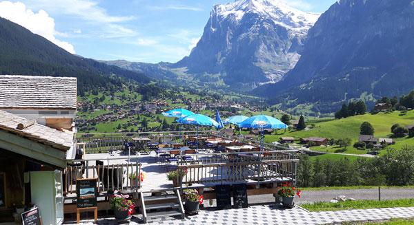 Stallbeizli Heuboden - Grindelwald