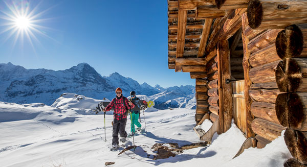 Winterferien in Grindelwald