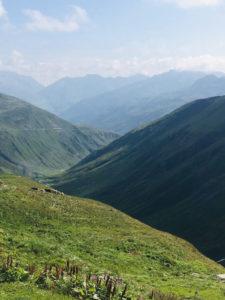 Furka Pass Landschaft