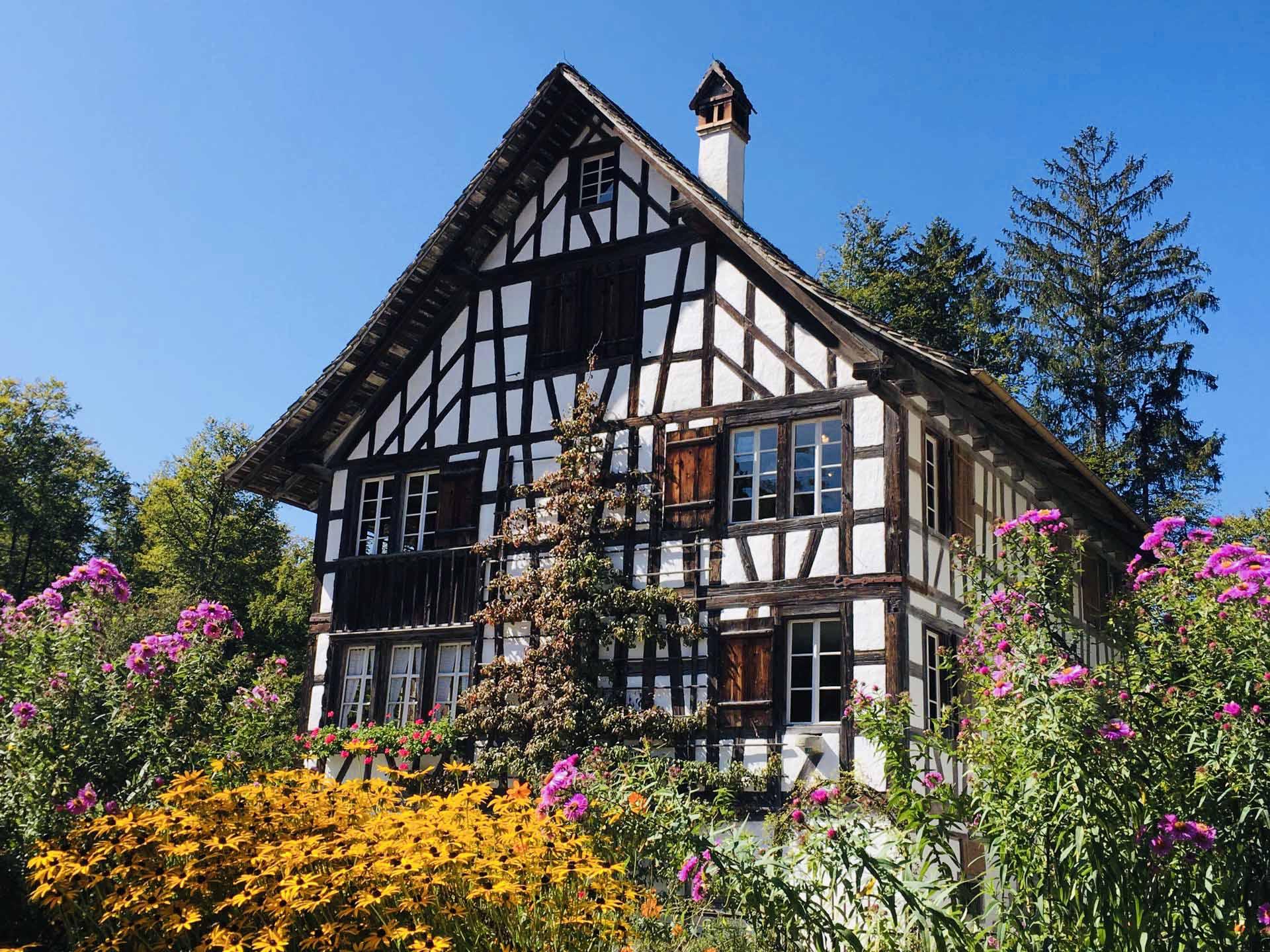 Ferienwohnung Chalet Anemone Grindelwald-Ballenberg