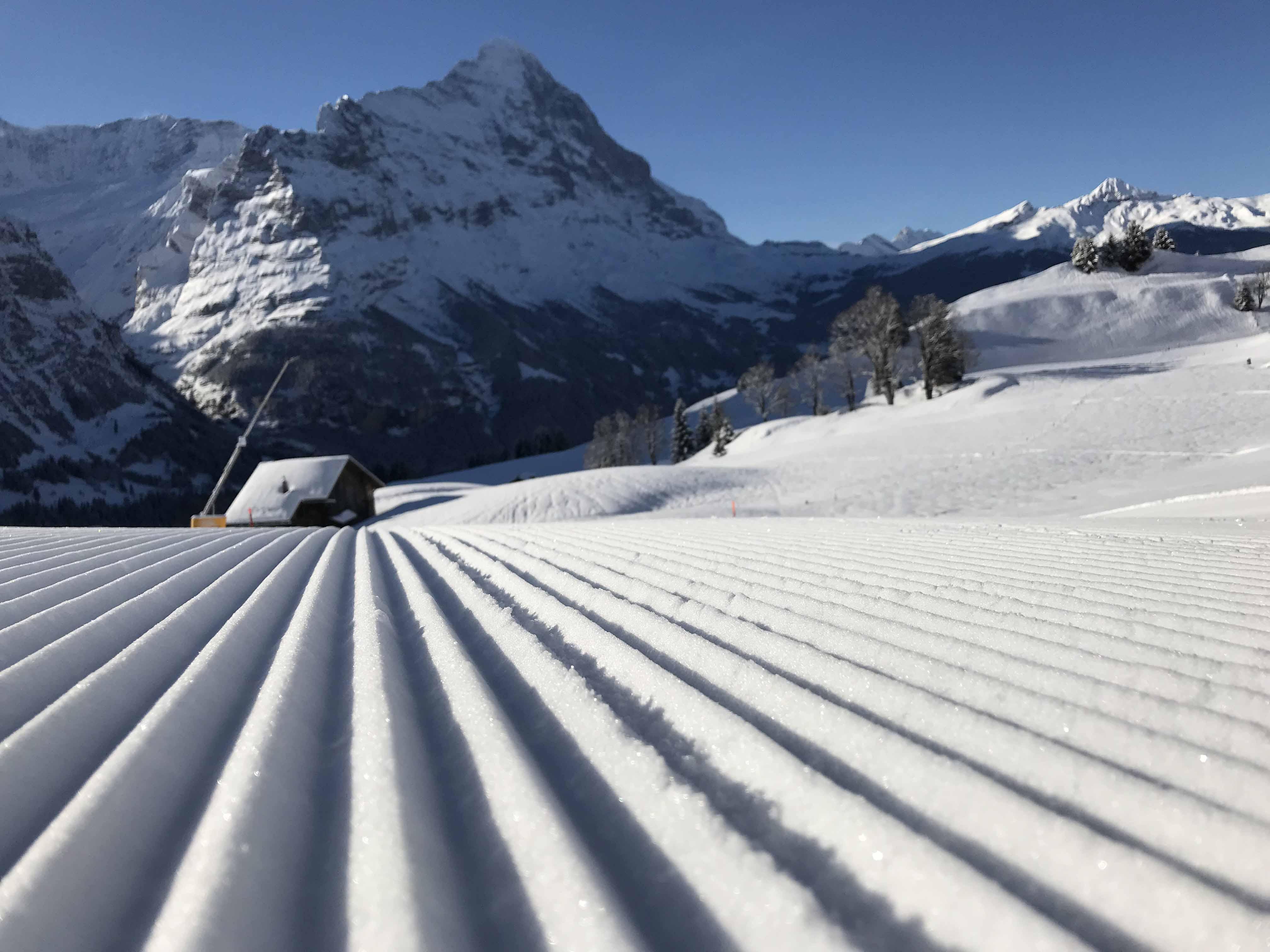 Wintersaison 2019 / 2020 in der Jungfrauregion