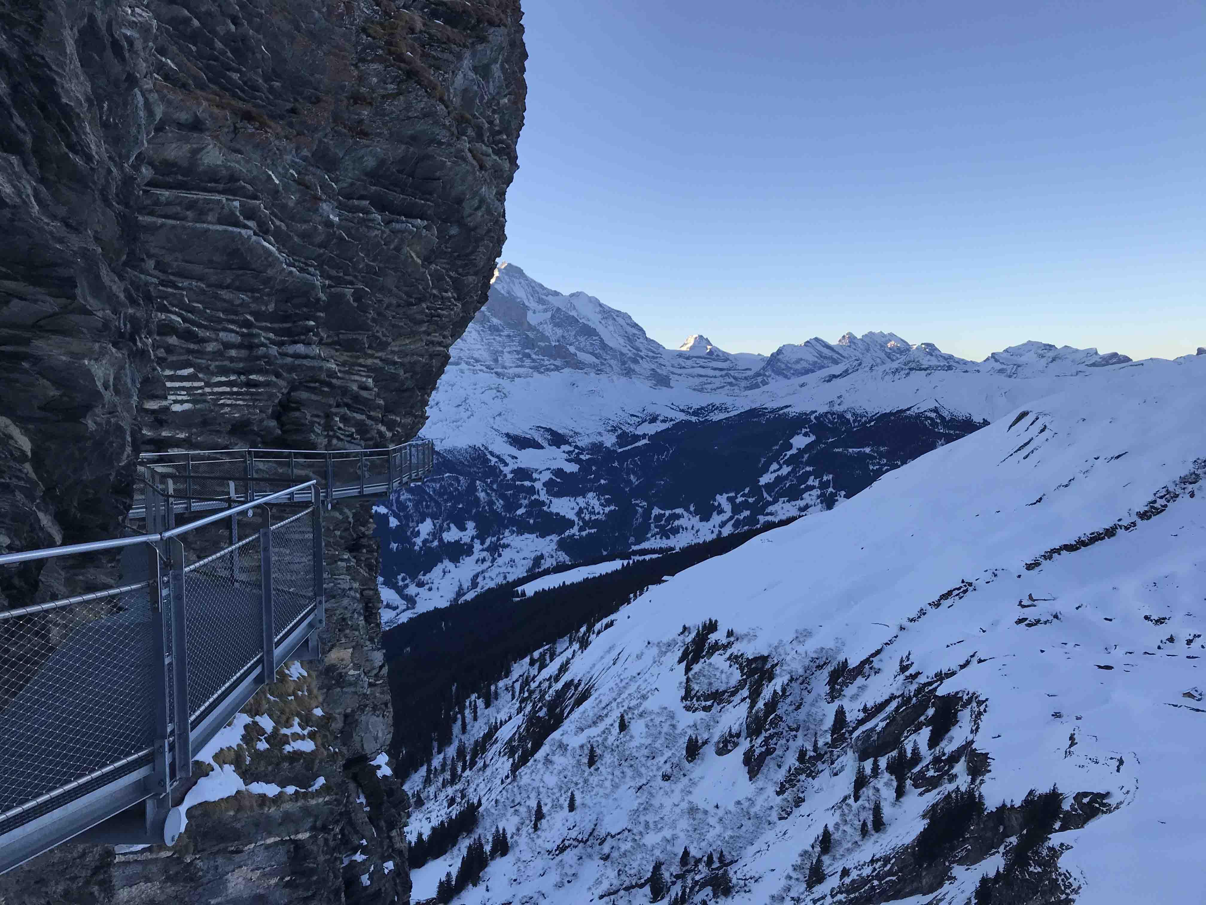 Ferienwohnung Chalet Anemone Grindelwald-First Cliff Walk-Waldspitz