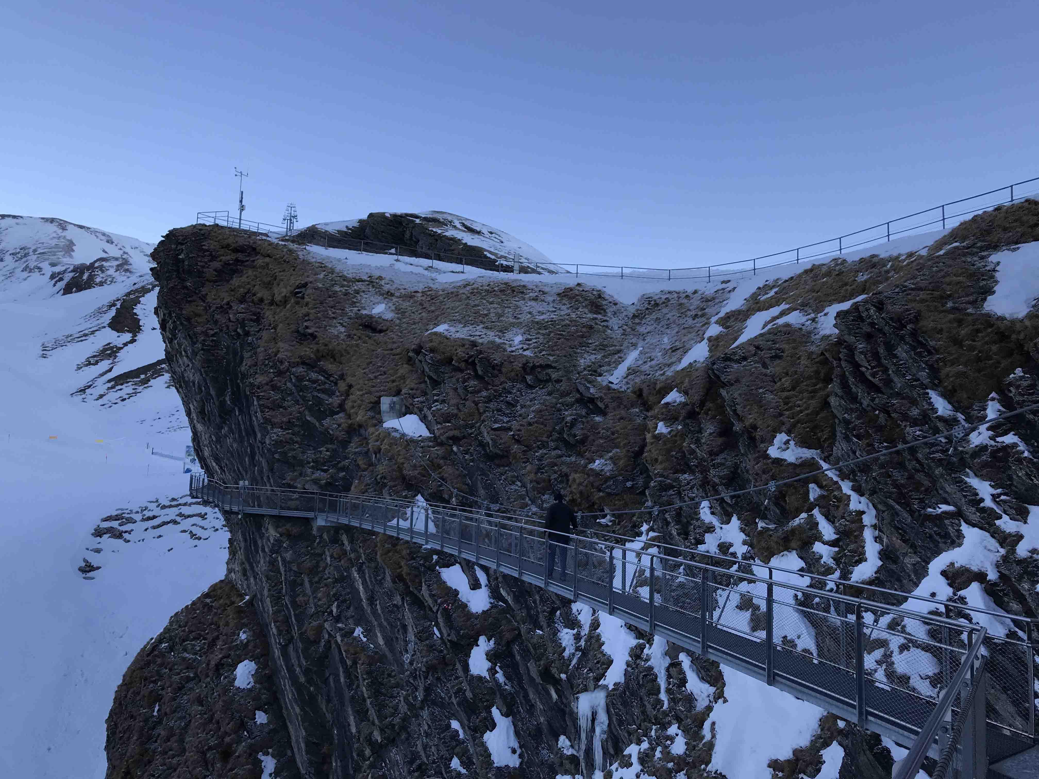 Ferienwohnung Chalet Anemone Grindelwald-First Cliff Walk in Grindelwald