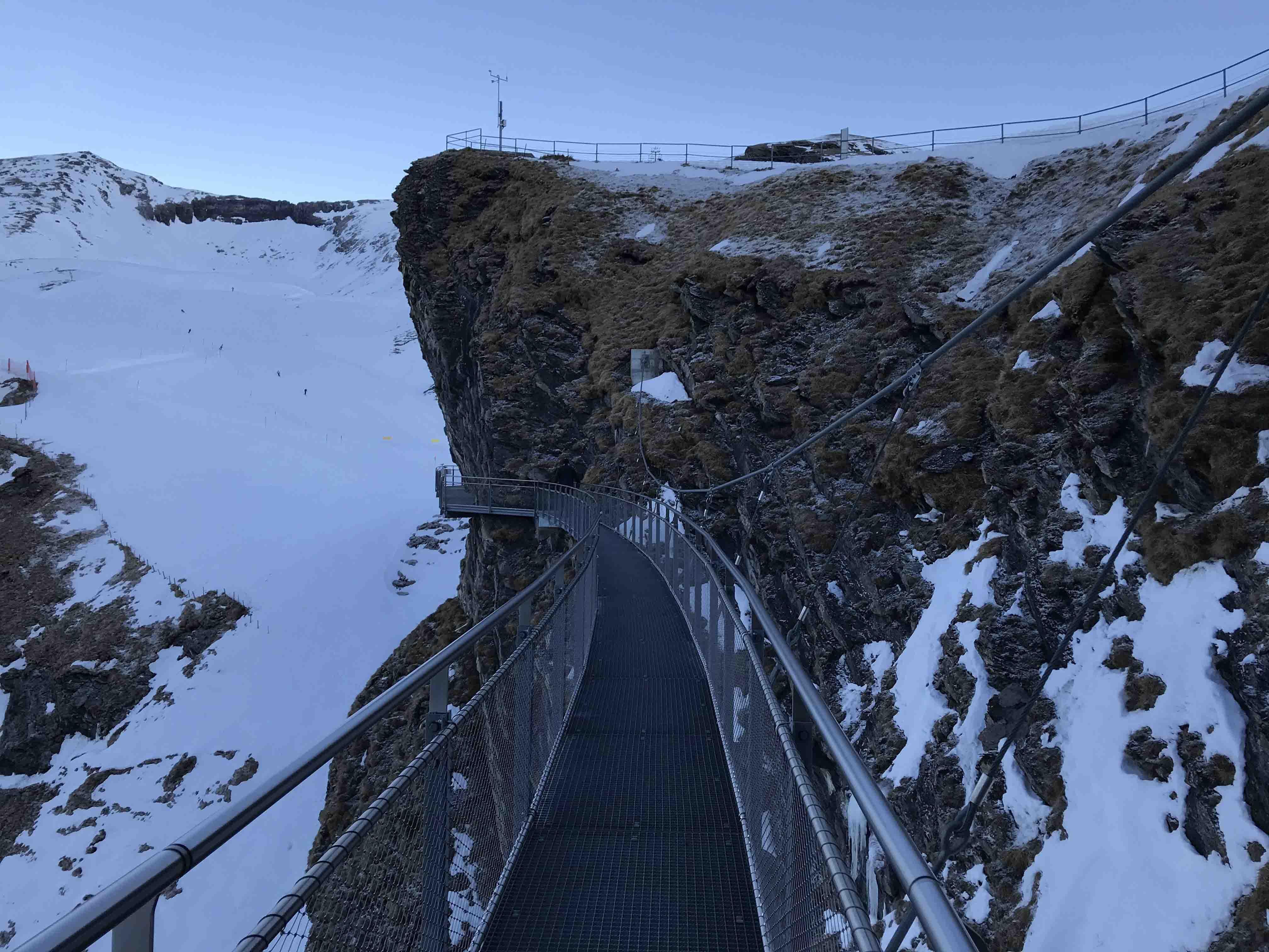 Ferienwohnung Chalet Anemone Grindelwald-First Cliff Walk Hängebrücke