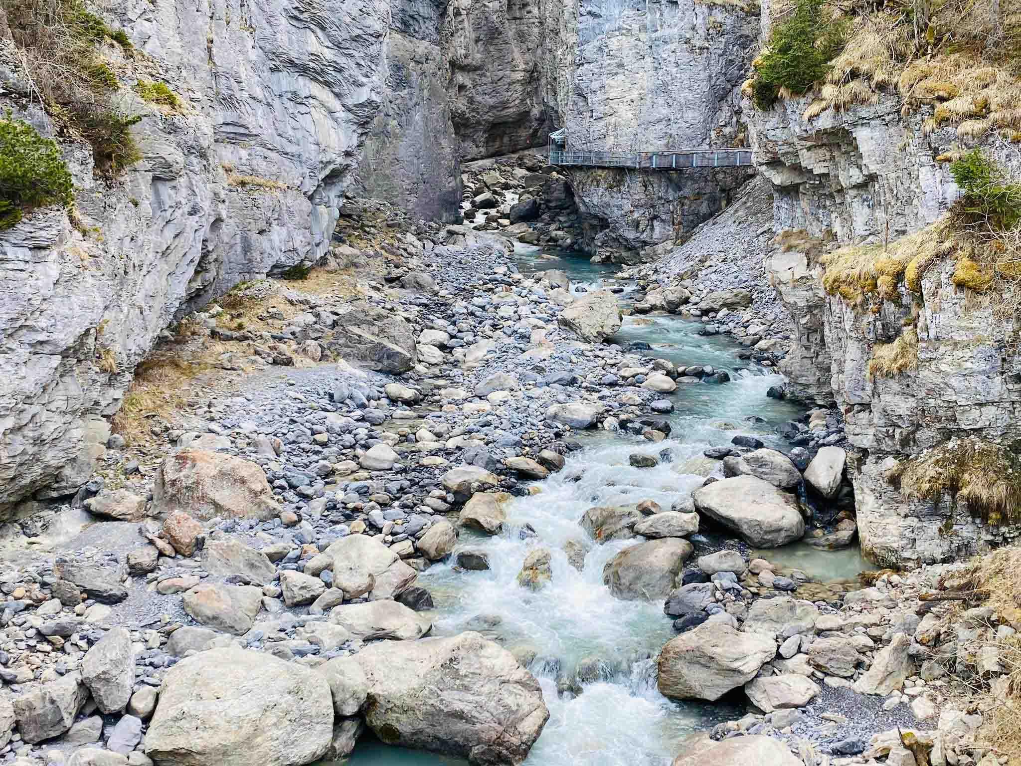 Ferienwohnung Chalet Anemone Grindelwald-Gletscherschlucht Grindelwald