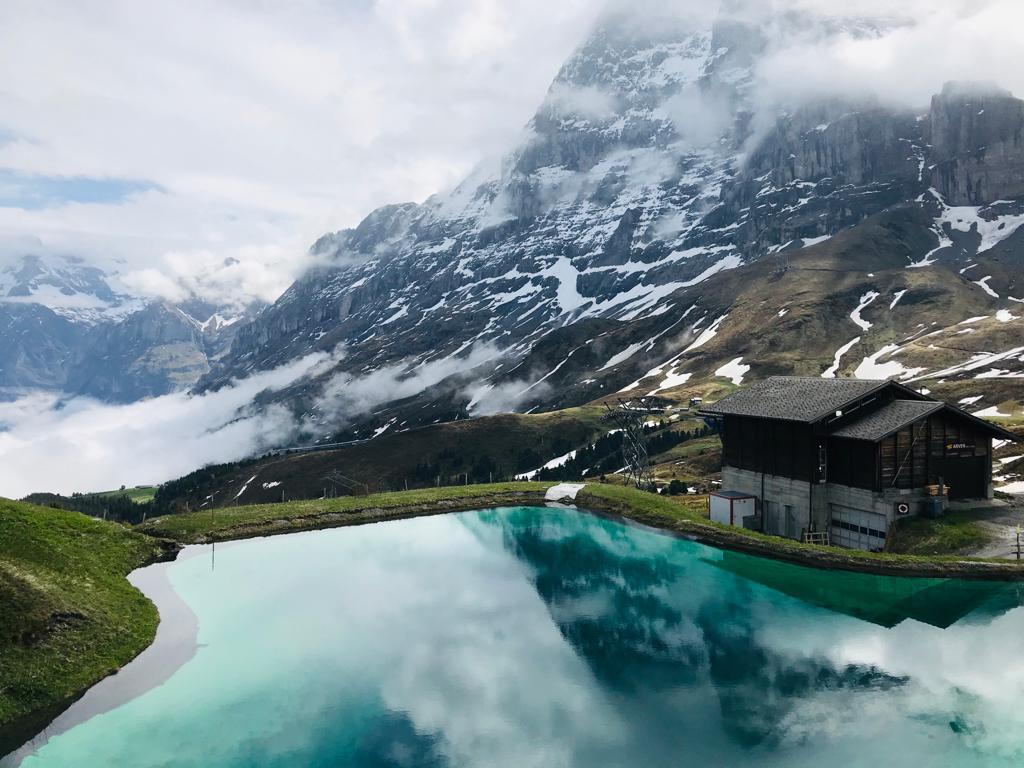 Ferienwohnung Chalet Anemone Grindelwald-Kleine Scheidegg