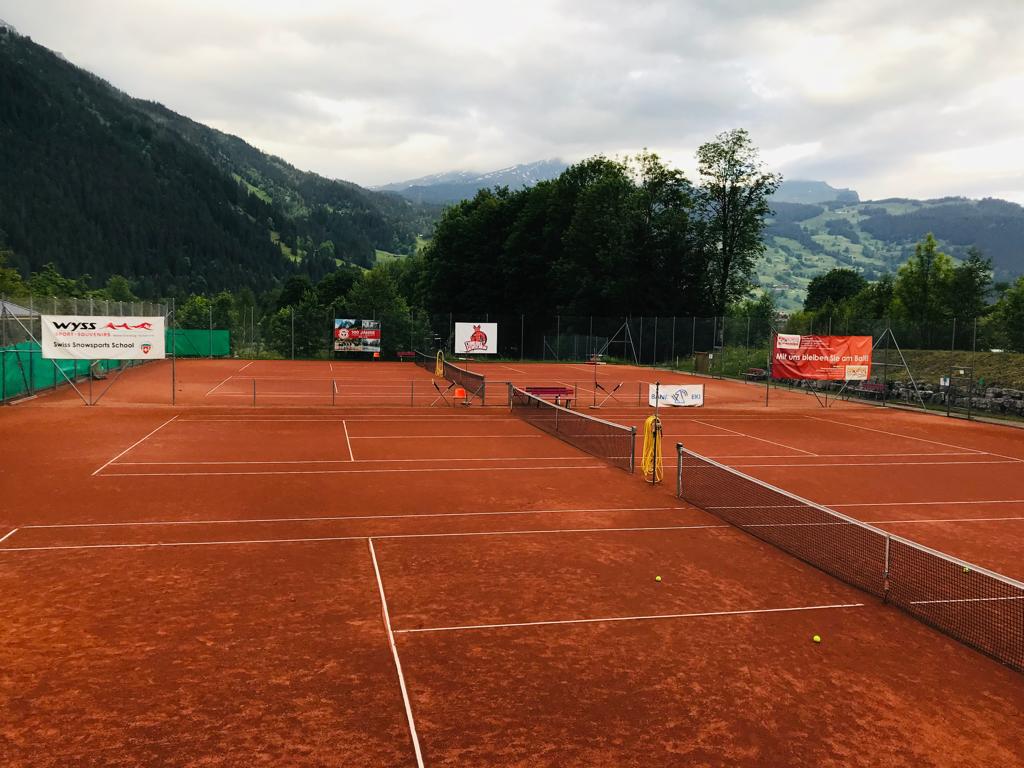 Ferienwohnung Chalet Anemone Grindelwald-Tennisanlage Mettenberg