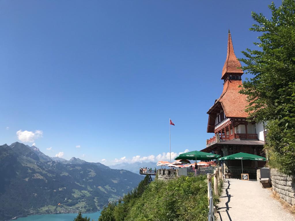 Ferienwohnung Chalet Anemone Grindelwald-Harder Kulm
