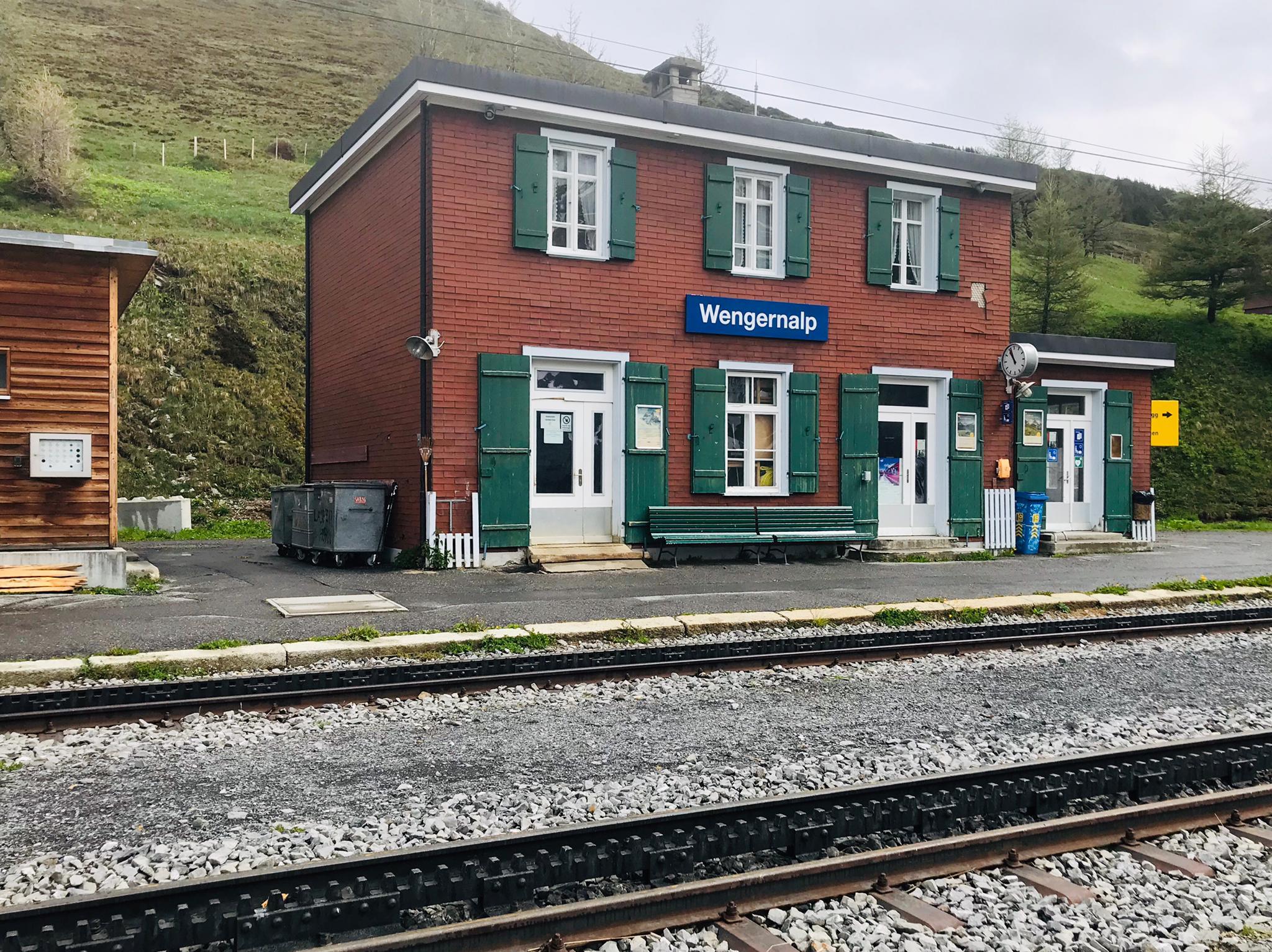 Ferienwohnung Chalet Anemone Grindelwald-Wengernalp Bahnhof