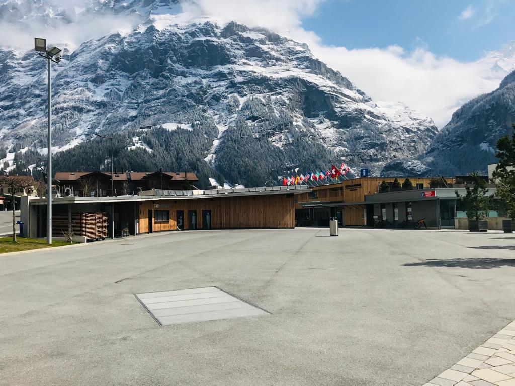 Ferienwohnung Chalet Anemone Grindelwald - Sportzentrum Grindelwald