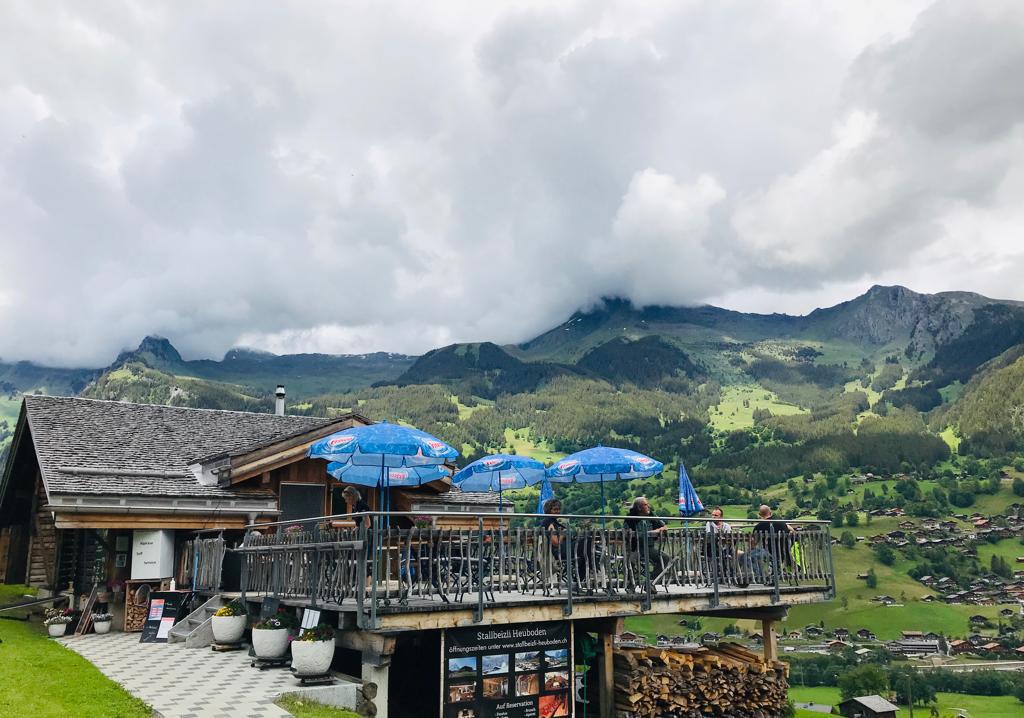 Ferienwohnung Chalet Anemone Grindelwald - Stallbeizli Heuboden