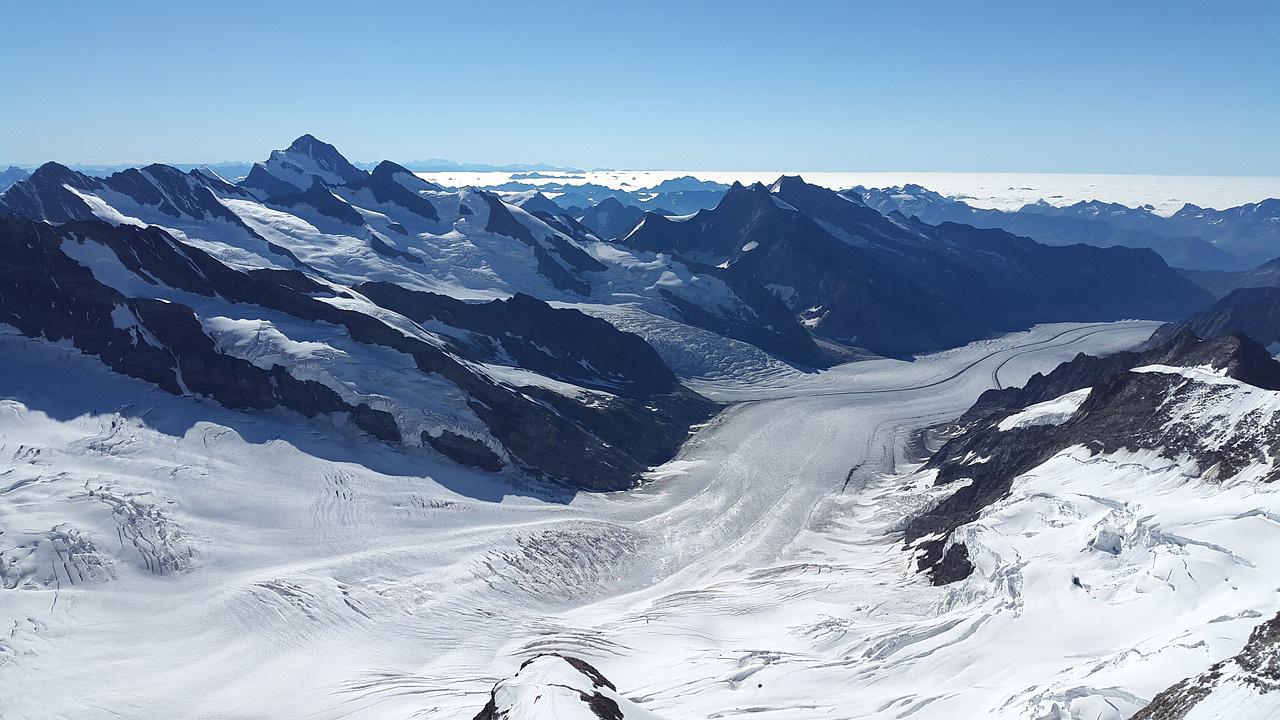 Ferienwohnung Chalet Anemone Grindelwald - Aletschgletscher