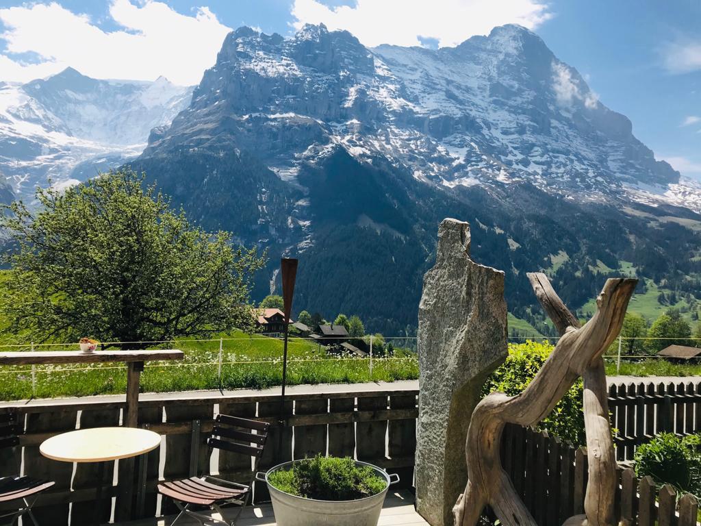 Ferienwohnung Chalet Anemone Grindelwald - Cafe 3692 Grindelwald