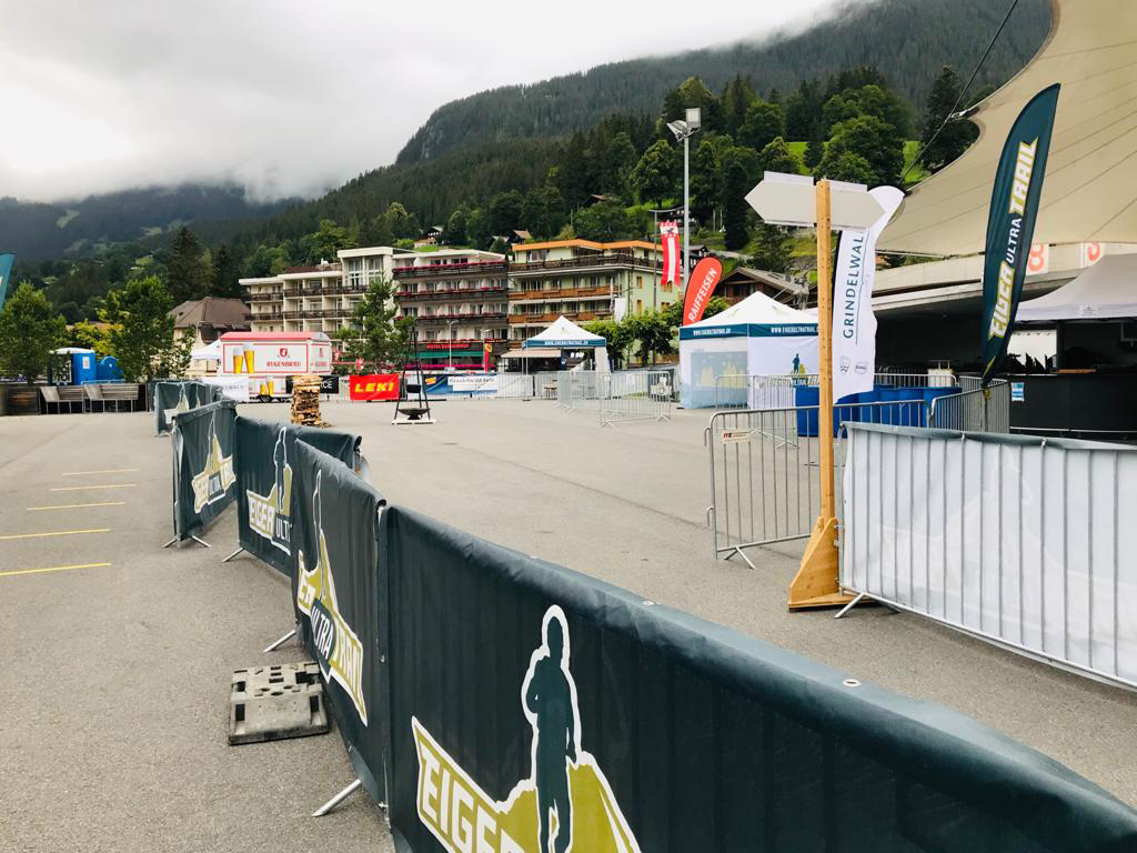 Ferienwohnung Chalet Anemone Grindelwald - Eiger Ultra Trail 2020
