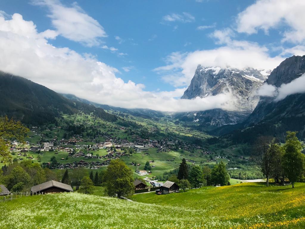 Ferienwohnung Chalet Anemone Grindelwald - Ferien in Grindelwald
