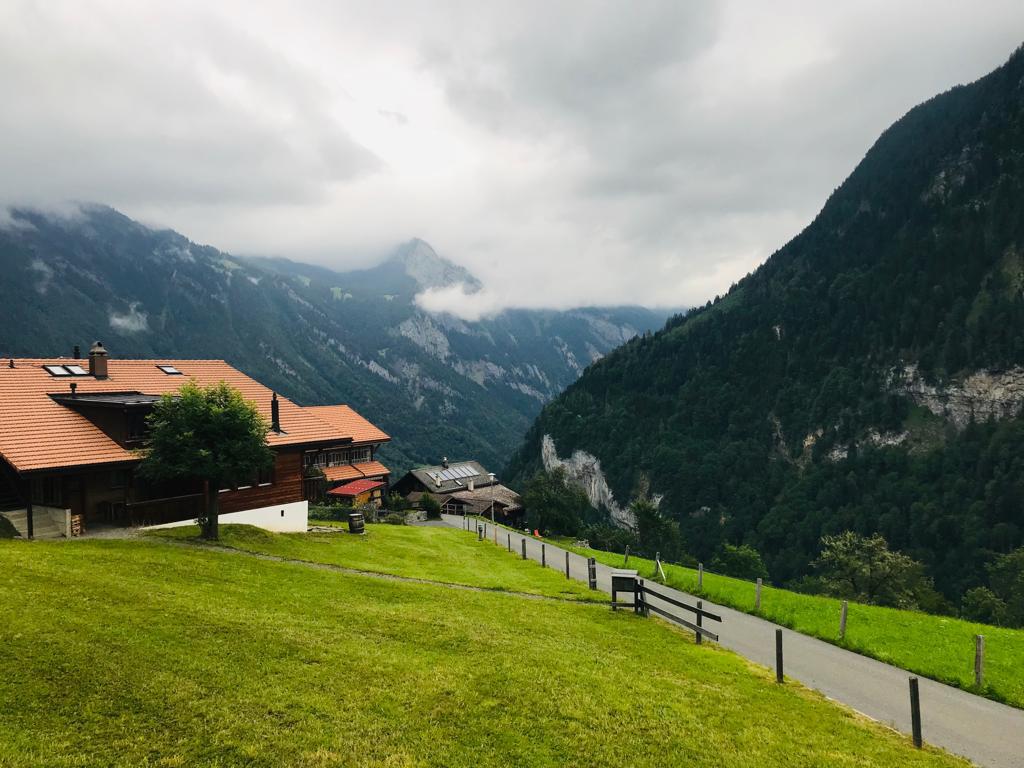 Ferienwohnung Chalet Anemone Grindelwald - Isenfluh