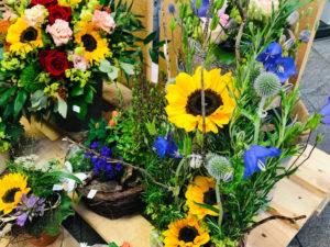 Ferienwohnung Chalet Anemone Grindelwald - Marianne Stoldt's Anemone Floristik - Eigerness Der Laden