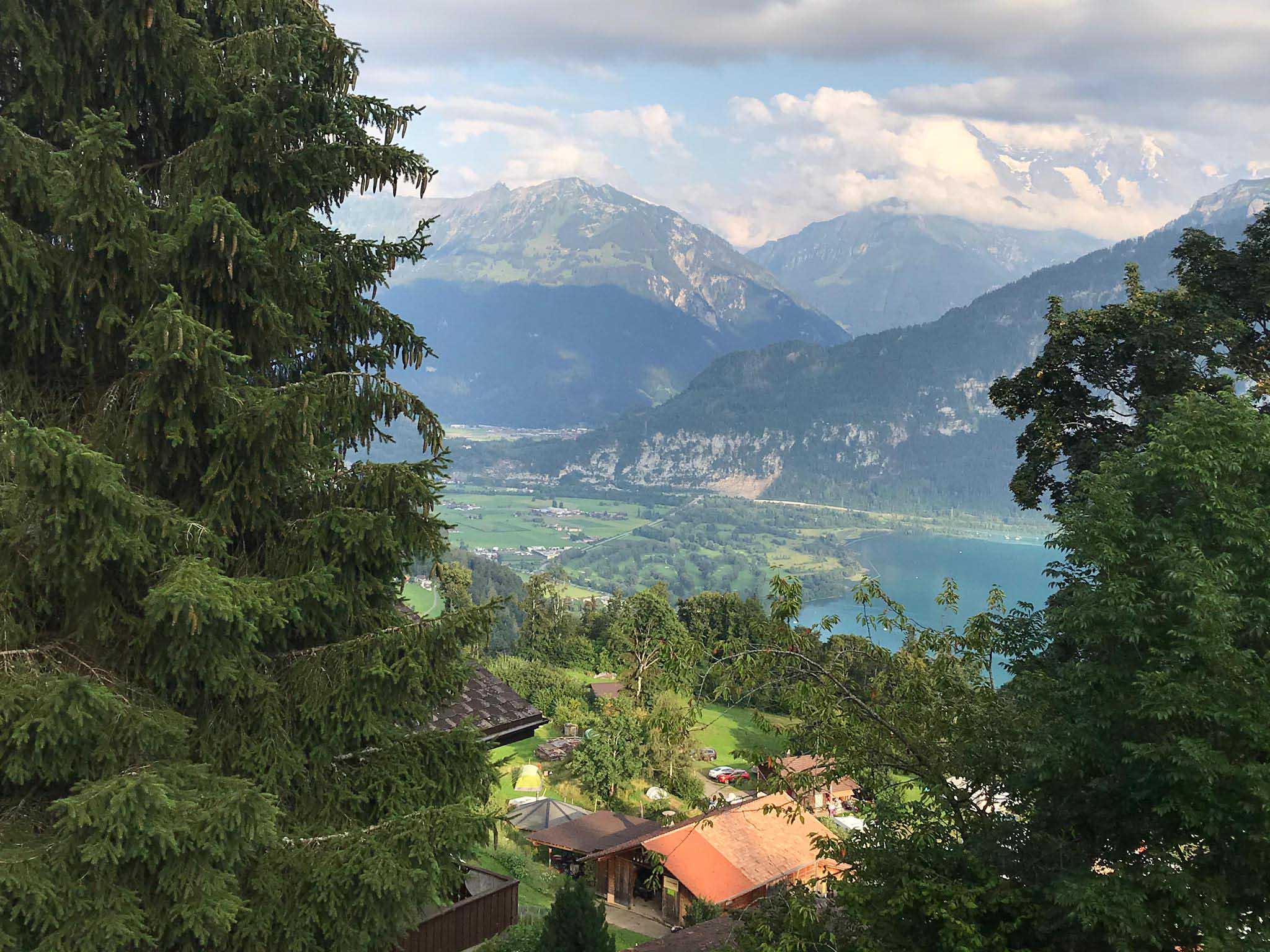 Ferienwohnung Chalet Anemone Grindelwald - Beatenberg