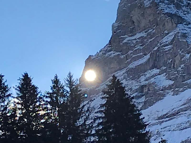 Martinsloch Grindelwald