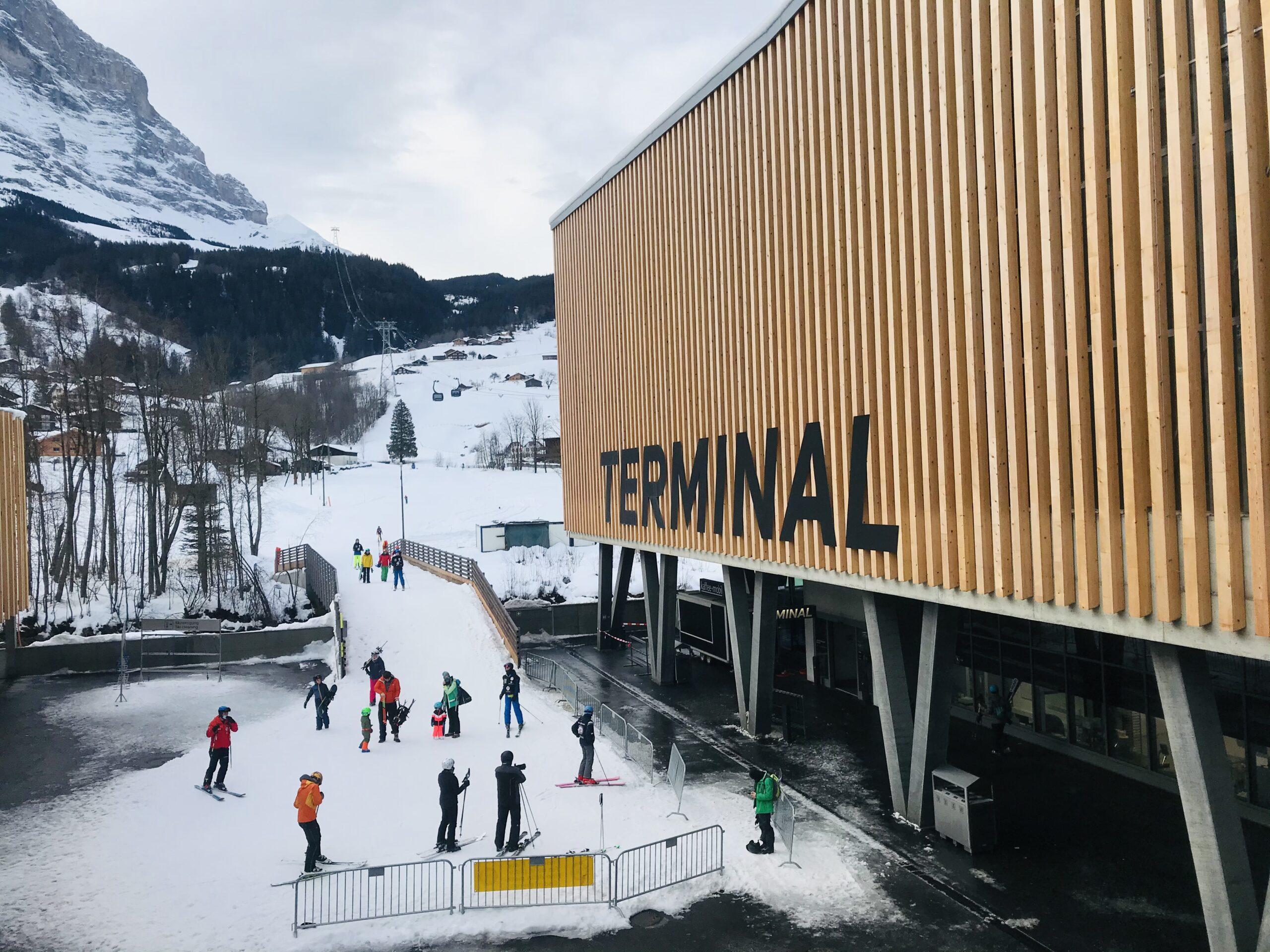 Grindelwald Terminal - Chalet Anemone Grindelwald