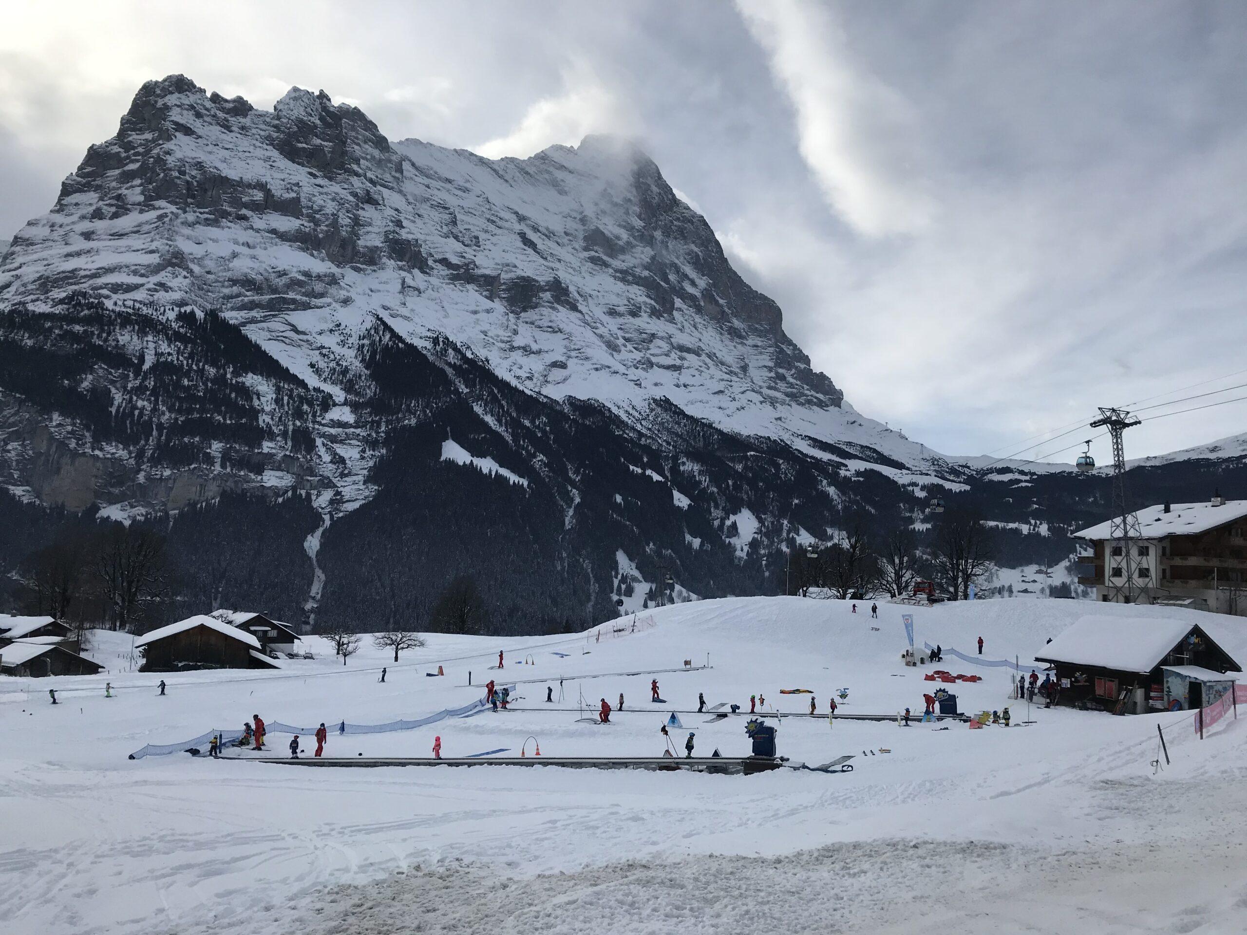 bodmiARENA Grindelwald - Chalet Anemone Grindelwald